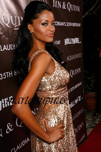 claudia jordan birthday party pictures 2