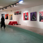 """expo """"Zealow"""", Galerie Serpentine, Paris"""