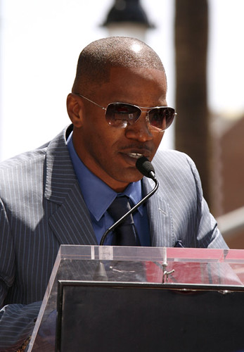 jamie foxx show serius radio new episode