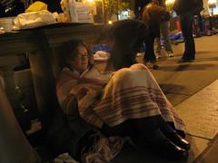 Homeless Amanda