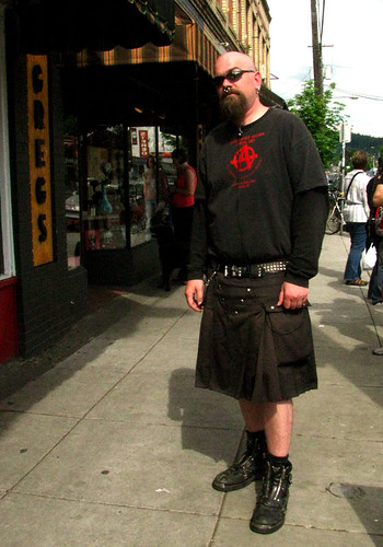kilts are great
