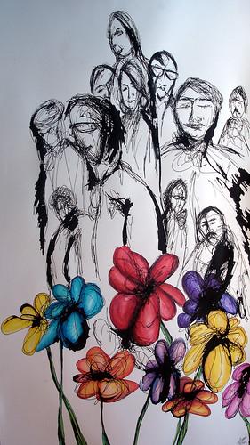 Street Flowers Sing