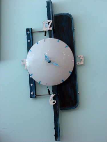 David Grenwood Clock