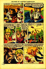 Sammy's Secret (page 2) scan from Mystery Tales 40