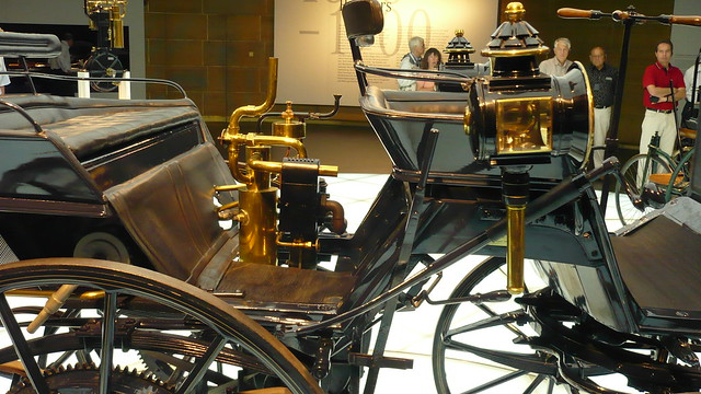 1886 Benz - Patent Motorwagen  by eagle1effi, on Flickr P1090343