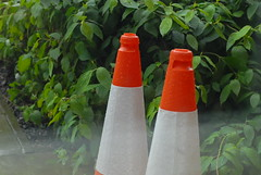kone karma - outside my window (cycops (mjlearmouth)) Tags: cone cyclops cones coneheads mjlearmouth
