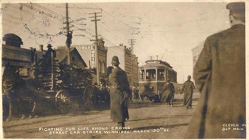 1906 streetcar strike F36b