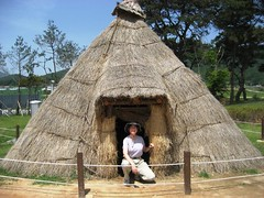Neolithic Woman on Gangwhado