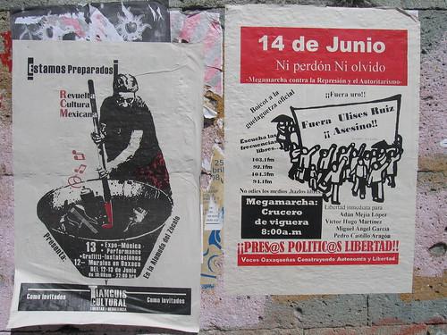 Oaxaca 14 junio 2008