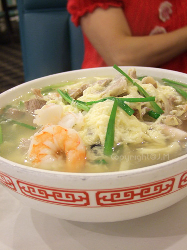 大滷麵  Combination Noodles