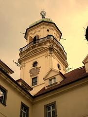 Klementinum Prag