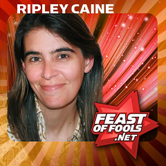 Musician Ripley Caine on the Feast of Fools podcast