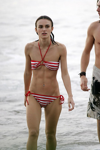 Keira Knightley in Hawaii