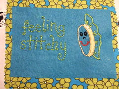 Feeling Stitchy Logo