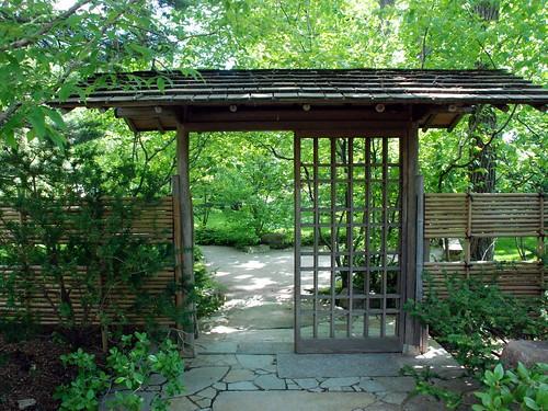 Courtyard: Anderson Japanese Garden