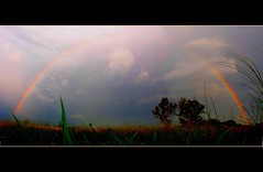 Hope (frborj) Tags: cloud mexico rainbow nikon stitched pampanga unpopular stodomingo d40 inspiredbylove frborj philippinephotographicsociety