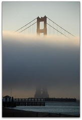 SFog (jurek d.) Tags: sanfrancisco bridge fog bay goldengatebridge goldengate littlestories jurekd goldstaraward goldenvisions
