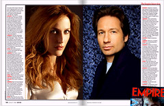X Files - Scully and Mulder - Empire