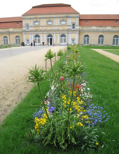 charlottenburg palace grounds