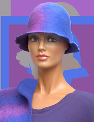 Pict0934.jpg bew (veraschiedon) Tags: unica hoeden draagbare barettened