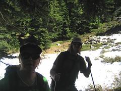 Dalles Glacier Traversers