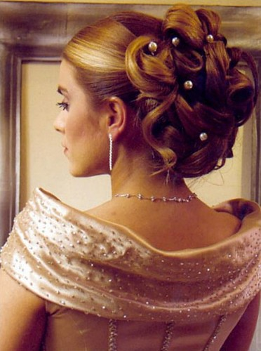Prom Hairstyle Large gallery of beautiful prom hairstyles – elegant and