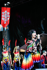 Björk (hordur) Tags: monitor bjrk sigurrs tnleikar vatikanieth nttra