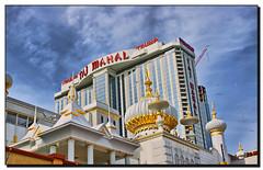 The Trump Taj Mahal