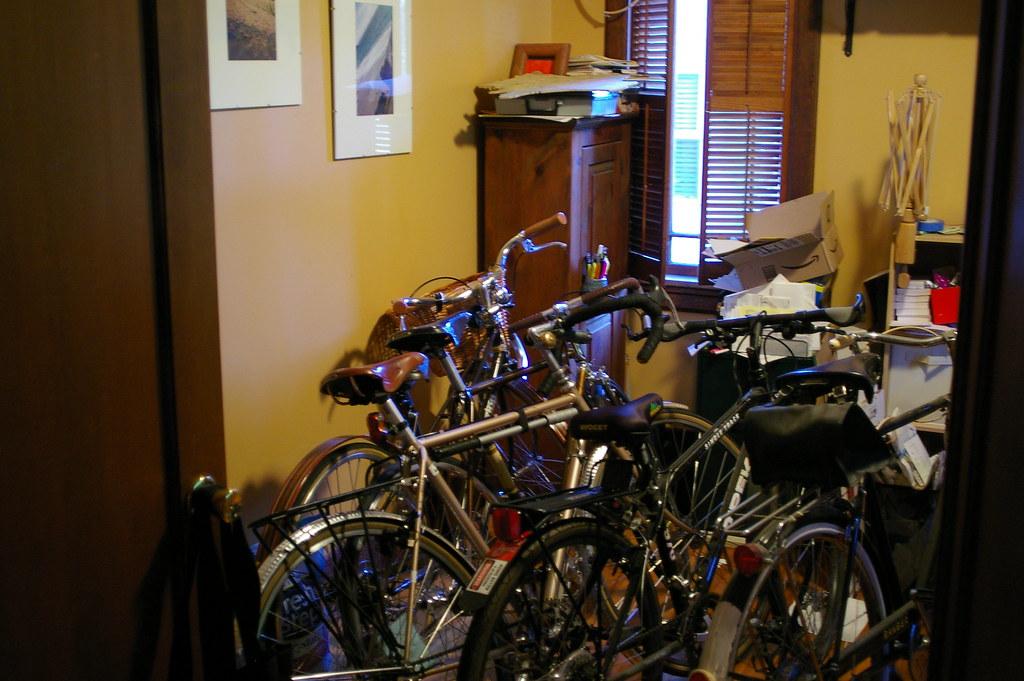 """""""Indoor Bike Parking"""""""