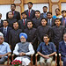 Hon.Prime Minister Manmohan Singh with Indian Foreign Service Probationers in New Delhi  - 2008