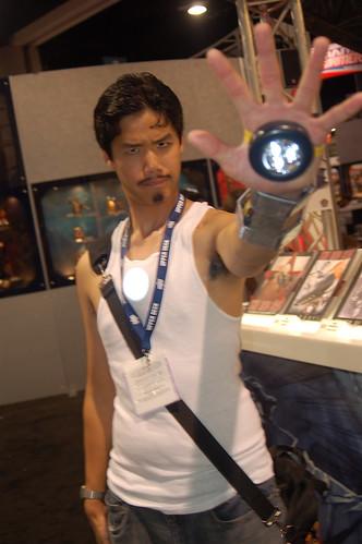 Comic Con 2008: Tony Stark