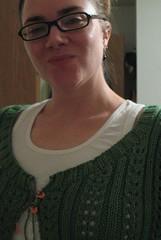 Cardi neckline