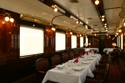 Pullman Orient Express from Train Chartering - Anatolie Car