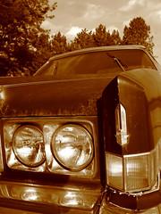 74 Caddy Convertable