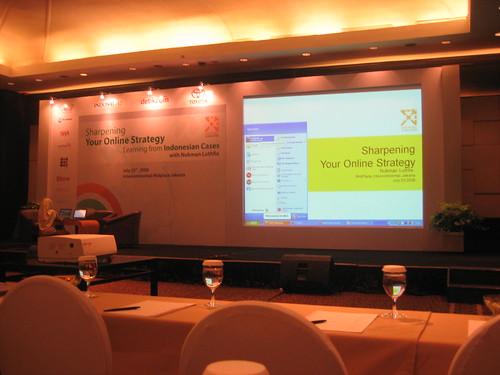 Seminar Online Strategy