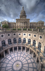 Texas State Capitol (DaveWilsonPhotography) Tags: building architecture austin texas tx explore capitol dome extension rotunda hdr statecapitol photomatix 4exp top20texas
