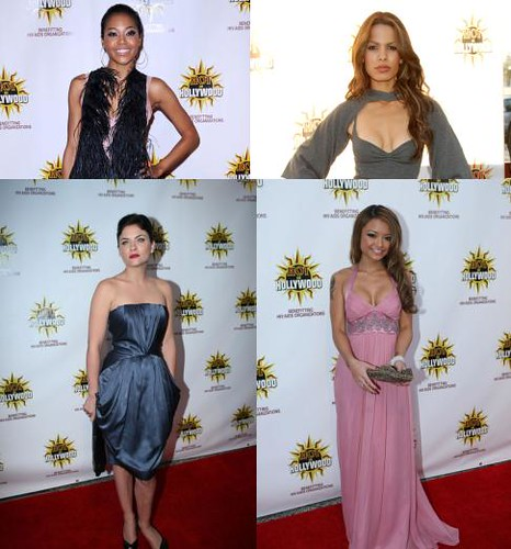 HIH ladies red carpet