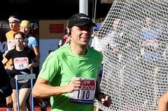 Příprava na první maratonský běh