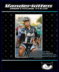 2009 Catalog Vanderkitten Tearsheet