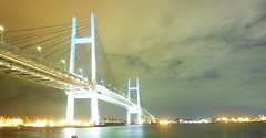 Yokohama Bay Bridge 2 (onjsan) Tags: baybridge yokohama