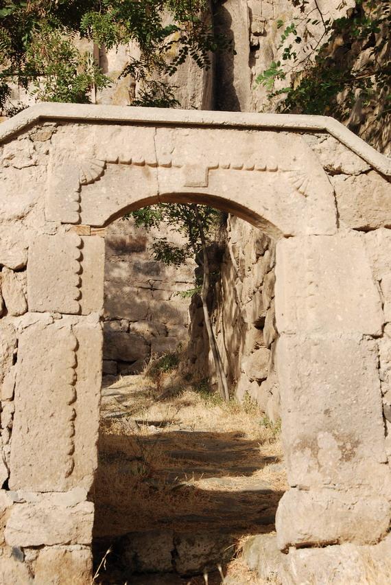 Cappadocia- Ali送我的小小地下城