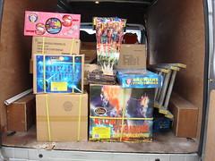 Tomahawk Rocket (EpicFireworks) Tags: fireworks guyfawkes firework burst pyro 13g epic pyrotechnics ignition singleignition