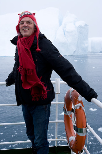 Robyn Hitchcock on an expedition in The Arctic where they are investigating the affects of climate change
