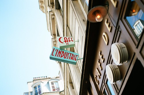 Cafe de l'industrie