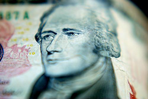 Alexander Hamilton has such kind eyes