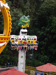 The Leaping Frog (sheilamaxwell) Tags: oceanpark leapingfrog