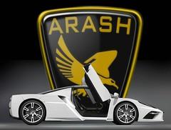 Arash Cars  Arash AF-10 pictures