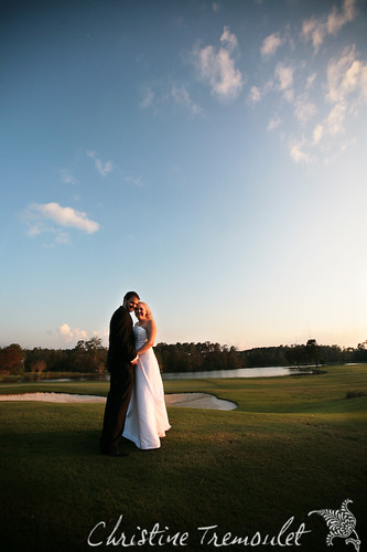 Tricia & Daniel - Wedding Photography at The Woodlands Resort & Conference Center