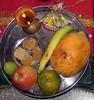 Lakshmi Puja (aratib) Tags: nature lakshmi fruitsandvegetables fruitsandveggies naturesbounty lakshmipuja goddessofwealth lokhipujo maalokhi durgasdaughter