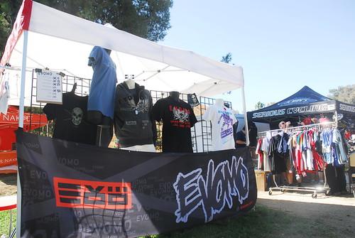 Evomo at the CORBA Fat Tire Festival